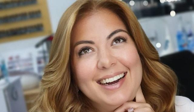 Delyanne Arjona le responde a quienes critican sus cejas