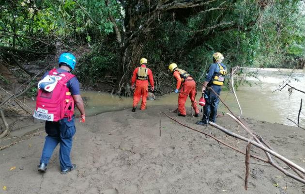 Fuerza de Tarea Conjunta encuentra sin vida al hombre que fue arrastrado por las aguas del río Estivaná