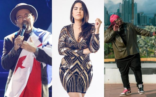 Panameños listos para los Latin Grammy 2020