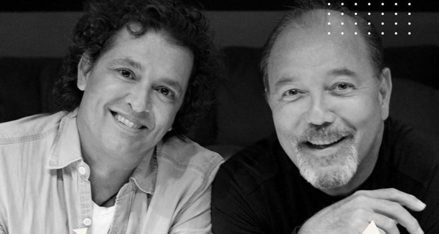 Rubén Blades y Carlos Vives ganan el premio a Mejor Canción Tropical en los Latin Grammy