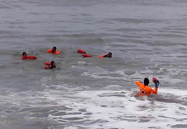 Sinaproc ubica el cuerpo sin vida de un hombre que fue reportado como desaparecido en playa Punta Barco
