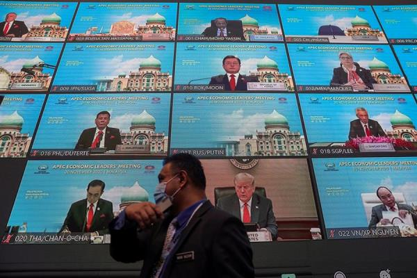 Arranca la cumbre del Foro Asia Pacífico marcada por la reaparición del presidente de EE.UU. Donald Trump