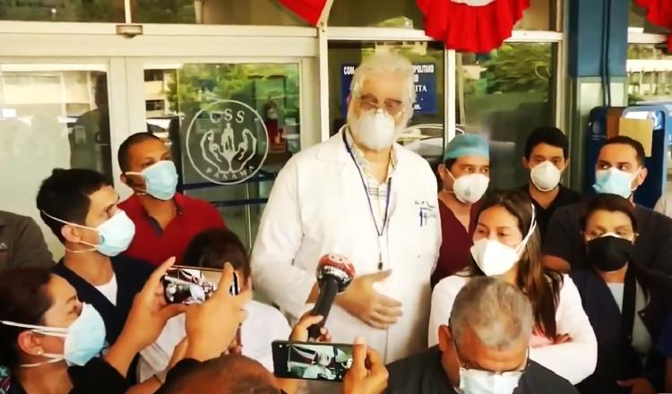 Médicos denuncian 'monumental' falta de insumos en la Caja de Seguro Social