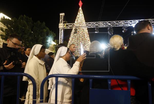 Belén, cuna del cristianismo, celebrará la Navidad con un formato reducido y virtual