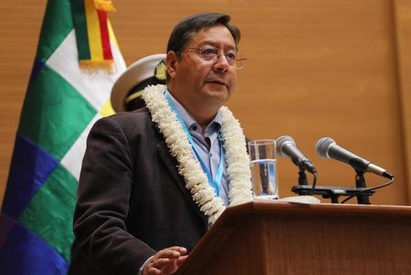 Luis Arce se reúne por primera vez con Evo Morales desde su retorno a Bolivia