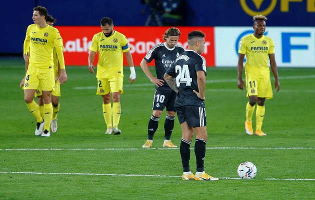 Zidane lamenta que el Real Madrid  haya perdido dos puntos ante el Villarreal