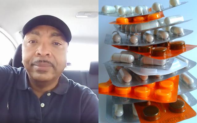 Orman Innis: 'Comprar medicina en este país es un lujo, eso sí no es de pobre'