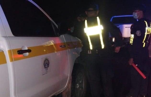Tratan de identificar al hombre atropellado por un pick-up en La Mesa de Veraguas