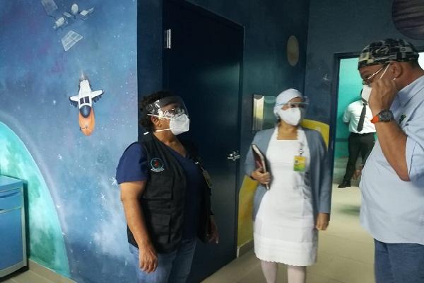 Autoridades de salud no descartan el uso del MinsaCapsi de Volcán para atender casos de la COVID-19