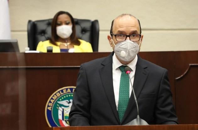 Eduardo Leblanc González es el Defensor del Pueblo.