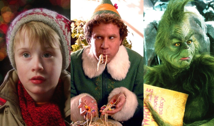 'Home Alone', Buddy de la cinta 'Elf' y 'El Grinch'. INTERNET