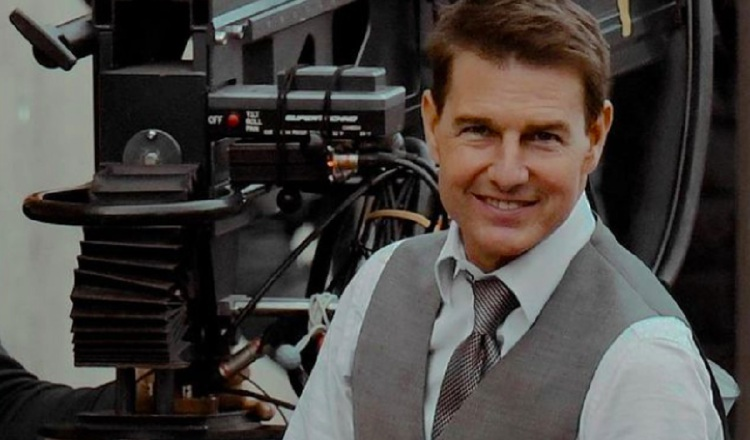Tom Cruise. INSTAGRAM