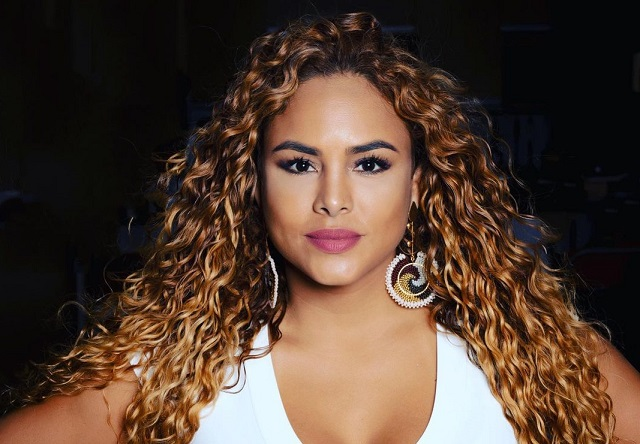 Liza Hernández. Foto: Instagram / @lizahernandez23