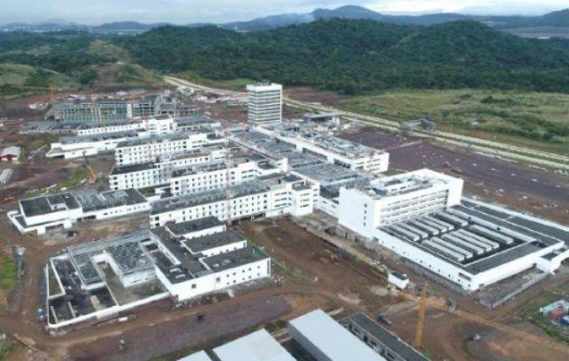 Durante la gestión de Juan Carlos Varela se detuvo la construcción de la Ciudad de la Salud.