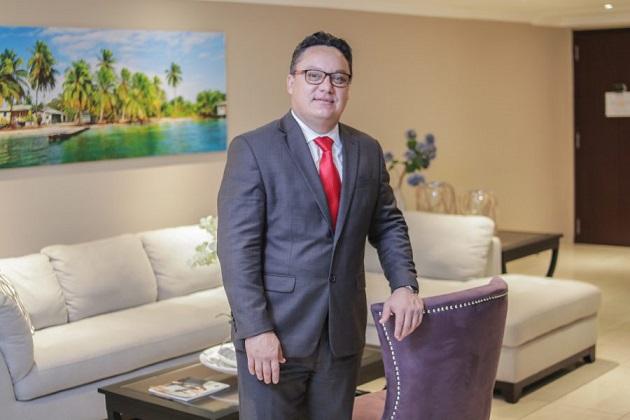 Rafael Cigarruista, director general de Marina Mercante de la Autoridad Marítima de Panamá,
