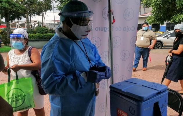 La primera dotación de vacuna para la provincia de Panamá Oeste debe llegar entre el 19 y 25 de enero, para proceder de inmediato a su distribución en los cinco distritos.