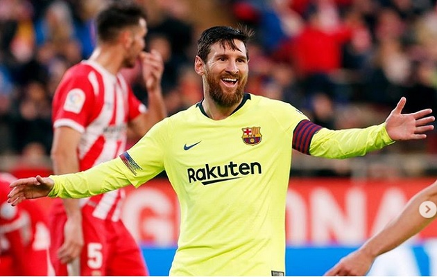Especialista he'i que se puede clonar a Messi