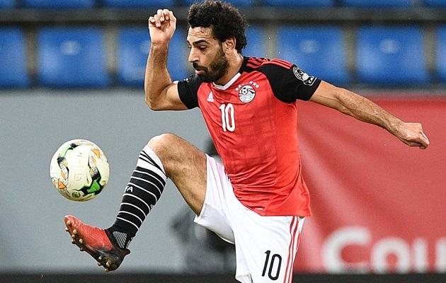 Mohamed Salah. Foto:AP