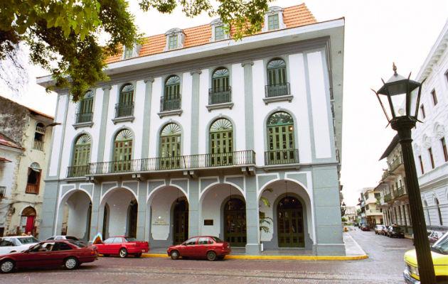 Museo del Canal Interoceánico de Panamá. Sede de la exposición