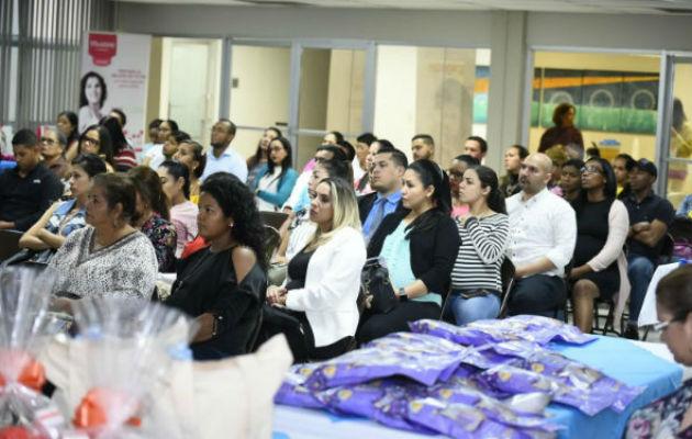 Público asistente. Foto: Cortesía.