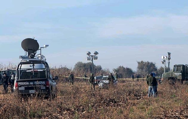 Gobernadora y ex gobernador mexicano murieron en un accidente de helicóptero