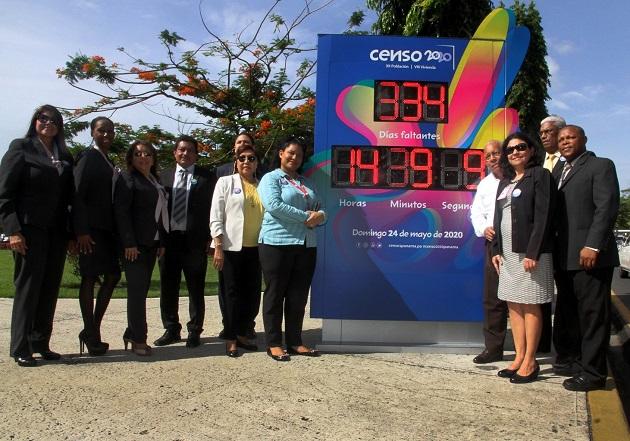 Faltan 11 meses para la realización del Duodécimo Censo de Población y Octavo de vivienda 2020.
