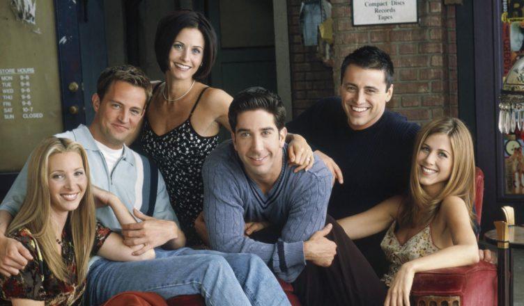¡'Friends' sale de Netflix para mudarse a HBO Max!