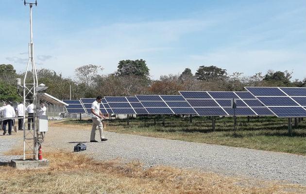 Son en total 138,960 paneles solares Jinko. Foto: Mayra Madrid.