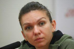 Simona Halep EFE
