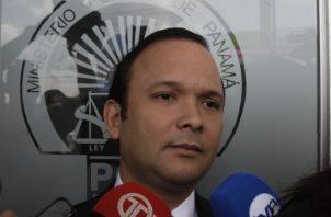 Ningún día en prisión pagó Grimaldo Córdoba, ni preventiva. Archivo