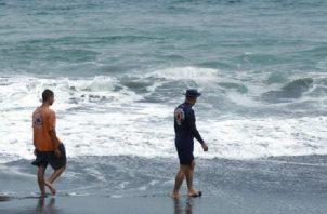 Sinaproc tendrá presencia en varios puntos acuáticos del país durante este fin de semana. Foto: Panamá América