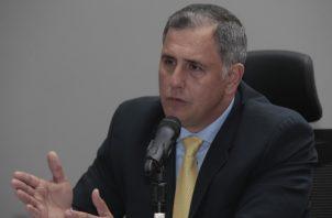Juan Carlos Arango, presidente del Partido Popular. Archivo