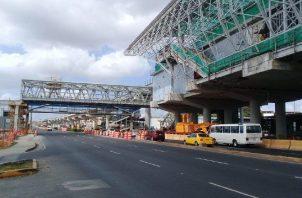 Dos estaciones elevadas tendrá el proyecto que durará dos años en construcción. Archivo