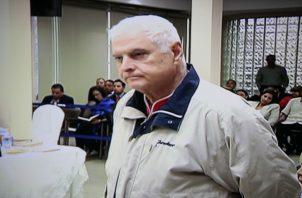 Ricardo Martinelli Berrocal se mantiene firme en que él es inocente y que le ganará a Varela. Foto: Víctor Arosemena/Panamá América