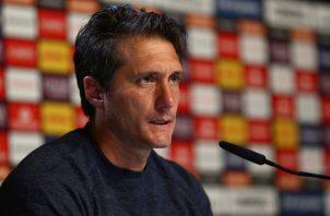 Guillermo Barros Schelotto fue jugador de Boca Juniors. EFE