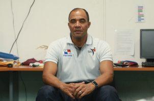 Martín Peterson fue elegido presidente de la Federación Panameña de Taekwondo. Anayansi Gamez