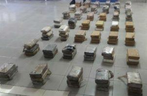 El país es utilizado como ruta para el narcotráfico hacia EE.UU. Archivo