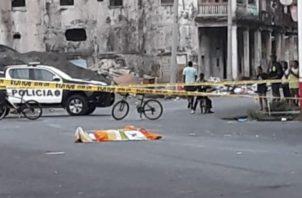 Hechos de violencia en Colón no disminuyen. Diomedes Sánchez