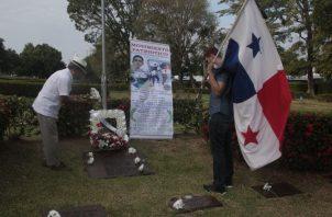 Sentimiento patriótico, legado generacional. Víctor Arosemena