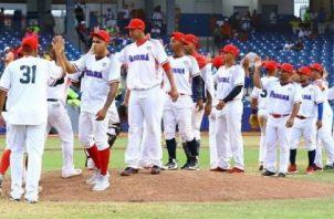El béisbol panameño debe buscar en Brasil, su boleto a los Juegos Panamericanos en Lima 2019. Archivo