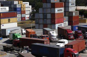 Huelgas en puertos panameños restan competitividad al sector, según expertos. Archivo