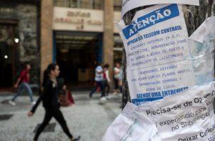 Los empleos que se generen ayudarían a reducir la pobreza en Guatemala. EFE