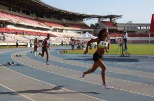 Los atletas panameños esperan un mejor mañana con la llegada de Quintero. Grupo Epasa
