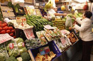 Buscan reducir las pérdidas y desperdicios de alimentos en el país. EFE
