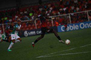Sporting ganó con lo justo y se mantiene en la punta del Clausura 2019, del fútbol panameño. Anayansi Gamez