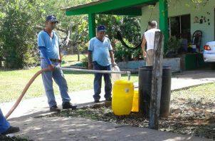 Unos 170 mil clientes tiene el Idaan en el distrito de David. José Vásquez