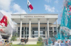 El Tribunal Electoral (TE) mantiene presionado a Ricardo Martinelli. Foto: Panamá América