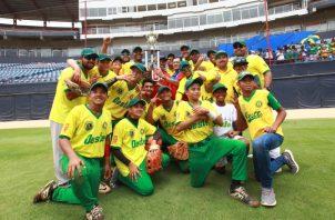 Panamá Oeste obtuvo ayer su segundo título en un campeonato de Pequeñas Ligas. Anayansi Gamez