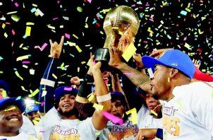 Los Toros de Herrera dieron la sorpresa este año al consagrarse como los campeones de la Serie del Caribe. EFE