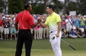 """Rory busca completar los """"majors"""", Tiger afianzarse en su retorno. AP"""